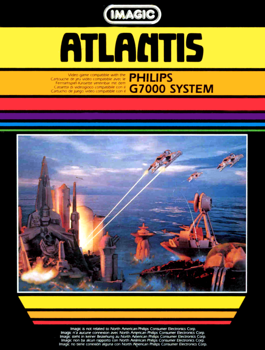 Atlantis (USA, Europe)
