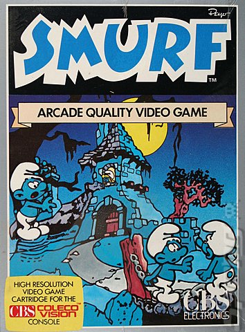 _-Smurf-Rescue-in-Gargamels-Castle-Colecovision-_