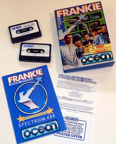 frankie goes to hollywood spectrum