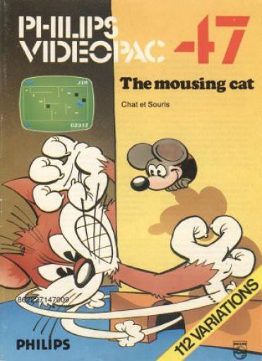 Specials-Philips-Videopac-47-The-Mousing-Cat-a