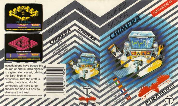 chimera-c64-inlay-front
