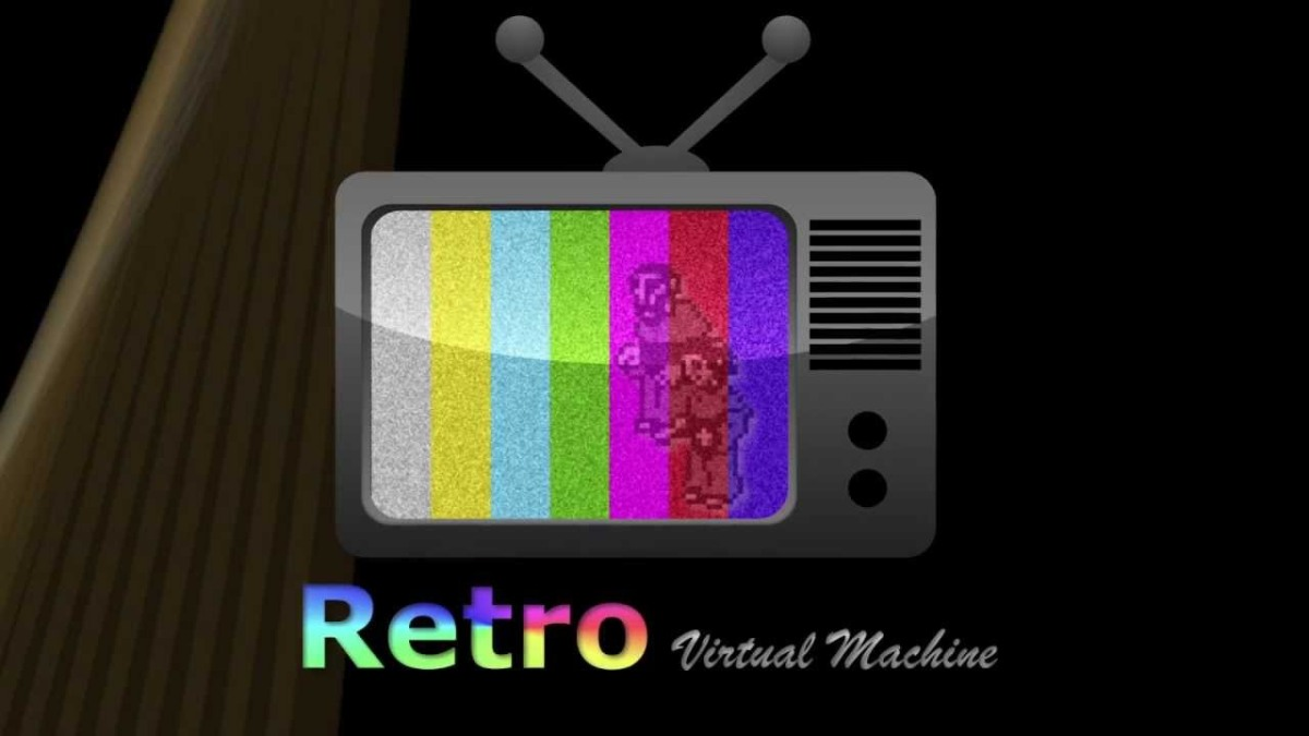 Retro Virtual Machine, emulador de Amstrad CPC y ZX Spectrum