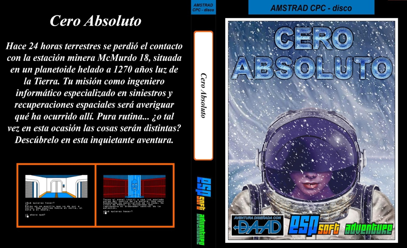 Cero Absoluto (estuche disco)