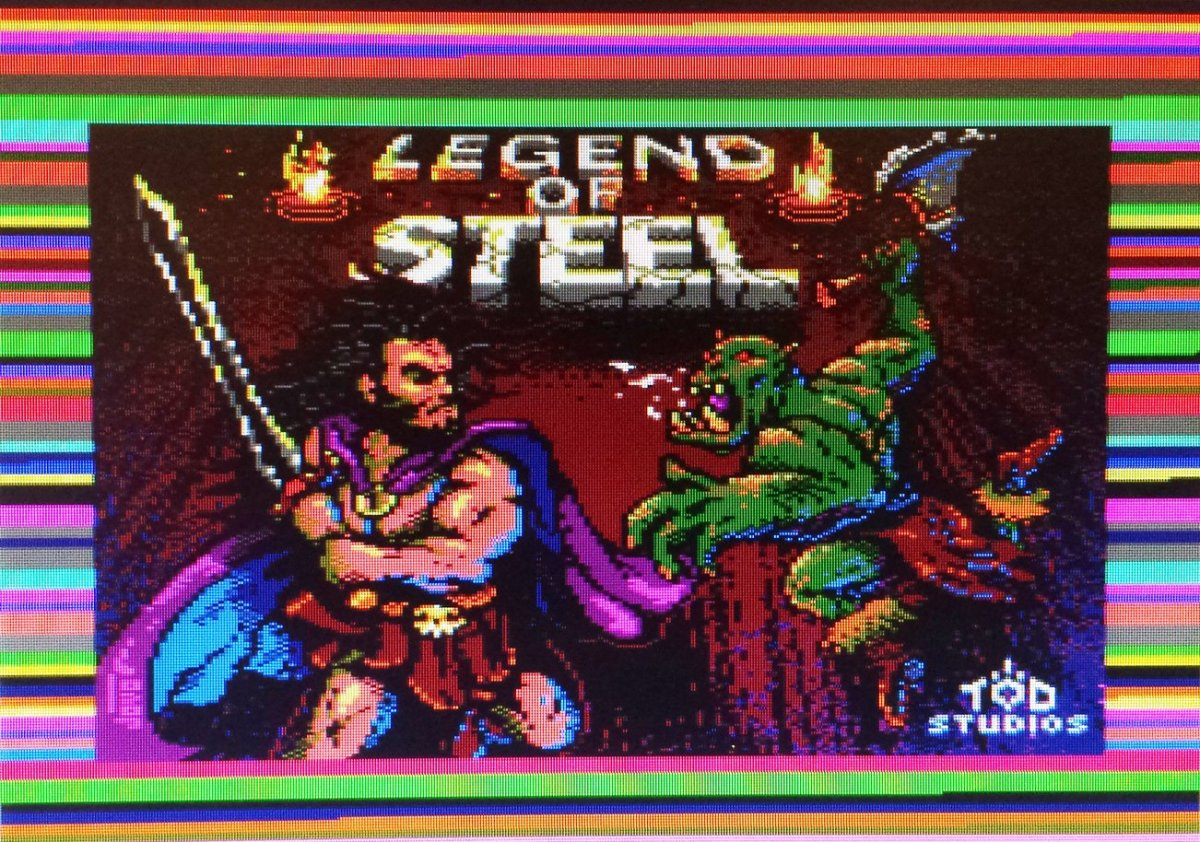 Legend of Steel