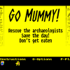 Go Mummy! (ZX Spectrum Next)